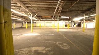 Industrial CMX Warehouse Location