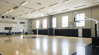 Basketball Gym 02