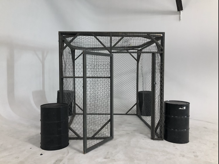 Chain link Cage Set