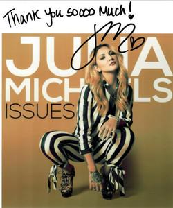 Julia Michaels