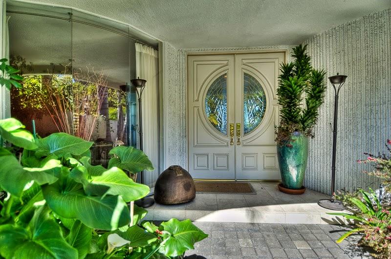 House 2 Front Door