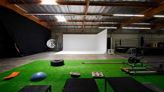 Boxing Gym With Cyc Location