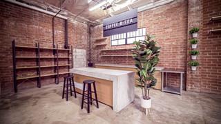 Kitchen Set Brick House Studios LA