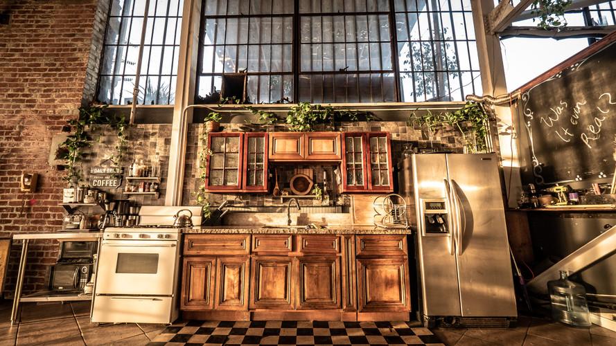 LOFT Kitchen Set