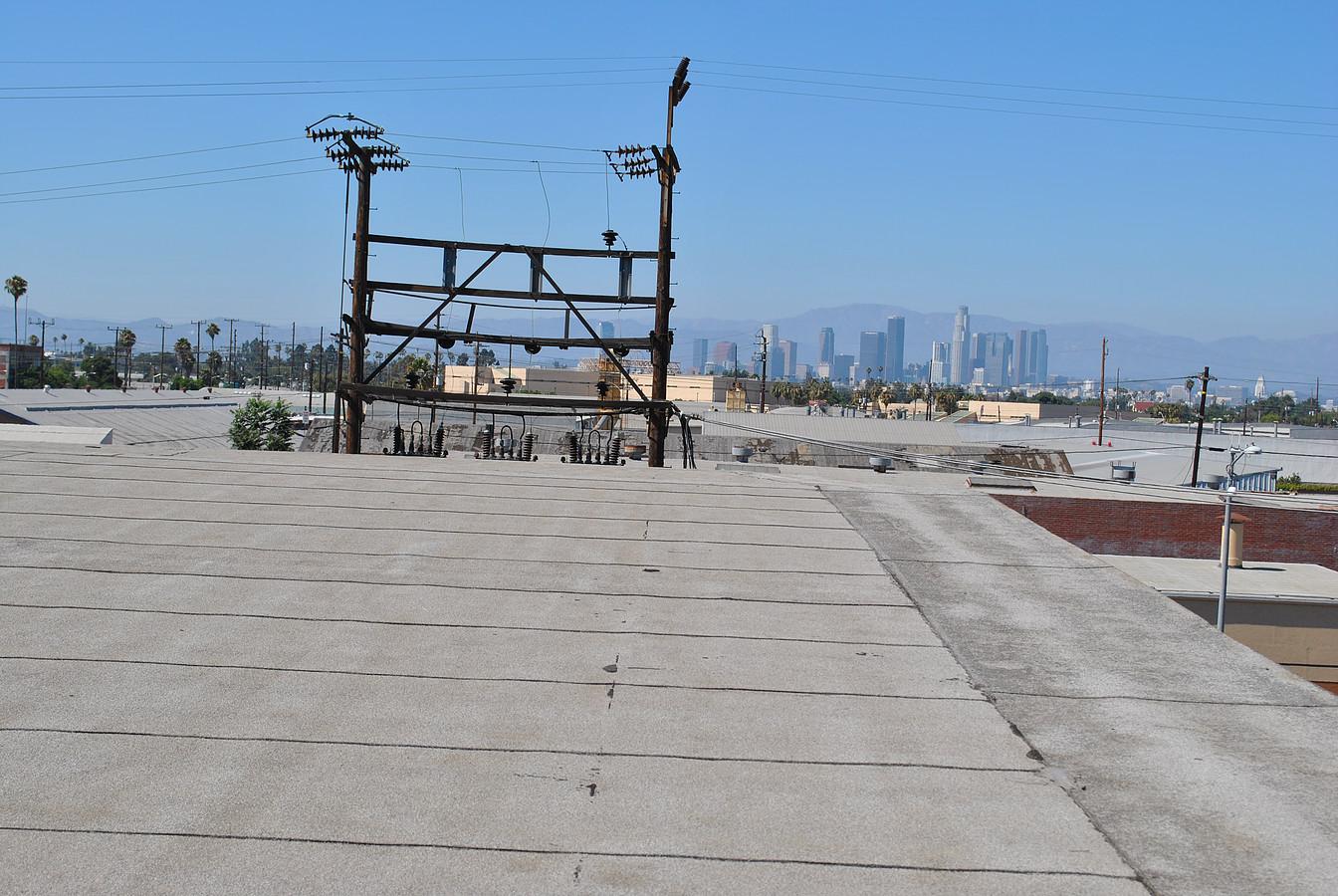 Studios 60 Rooftop Stage