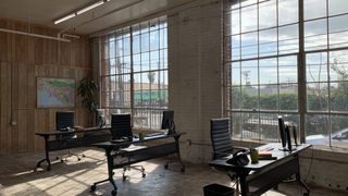 Office Set Location Studios 60