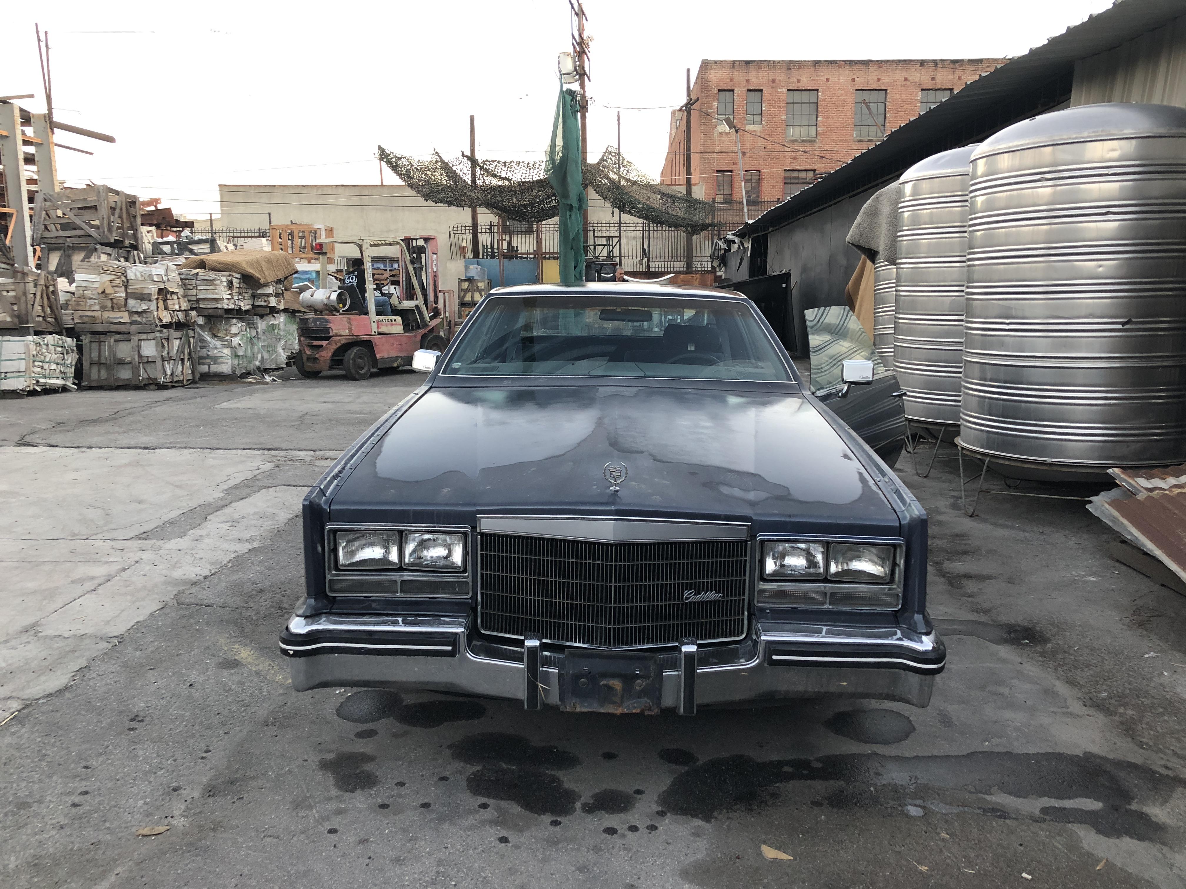 1985 Cadillac Eldorado14-11-18-5902