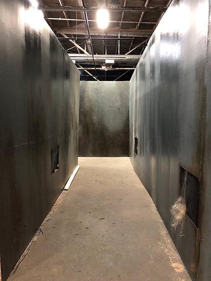 Concrete Basement Set