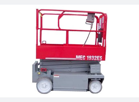Scissor Lift Rental MEC-1932ES