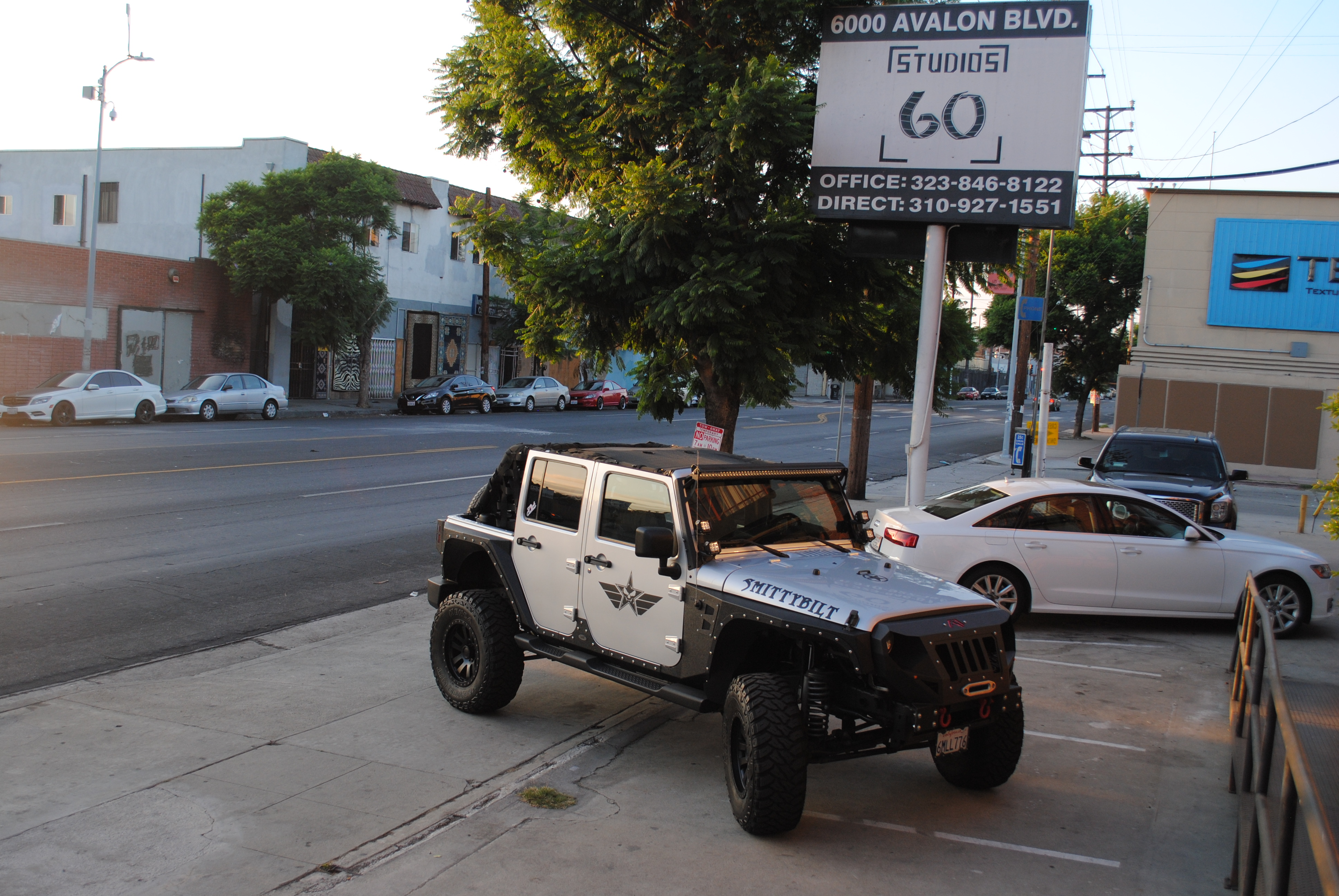 Custom Jeep