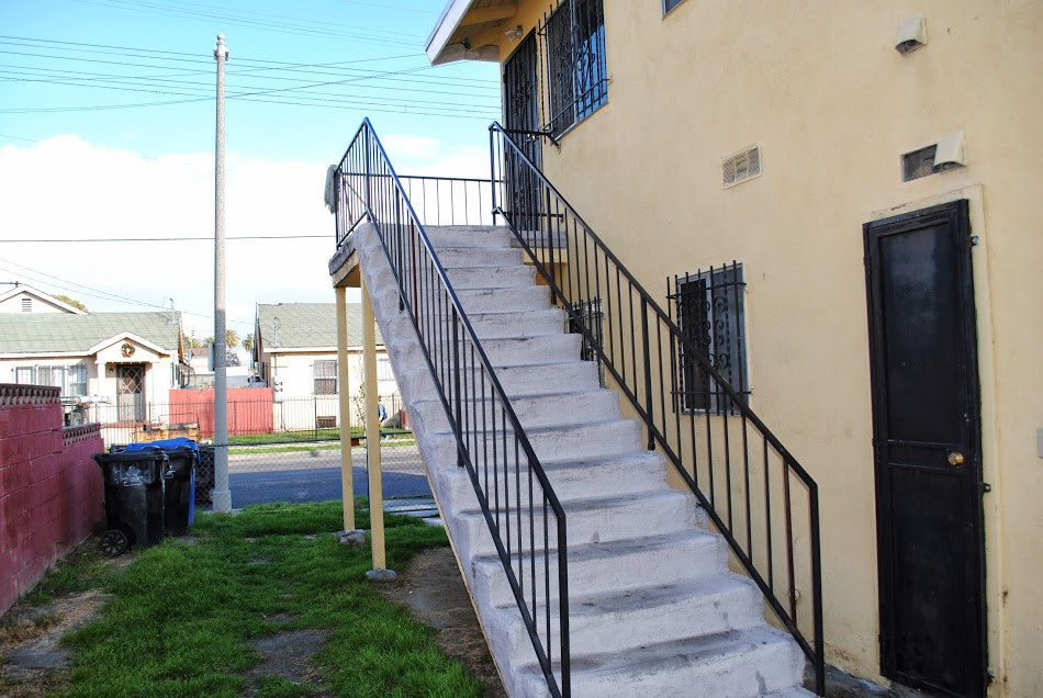 Apartment 3 Staircase