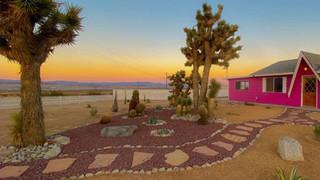 Joshua Tree Desert House Location