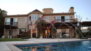 Encino Mansion Infinity Pool & Views
