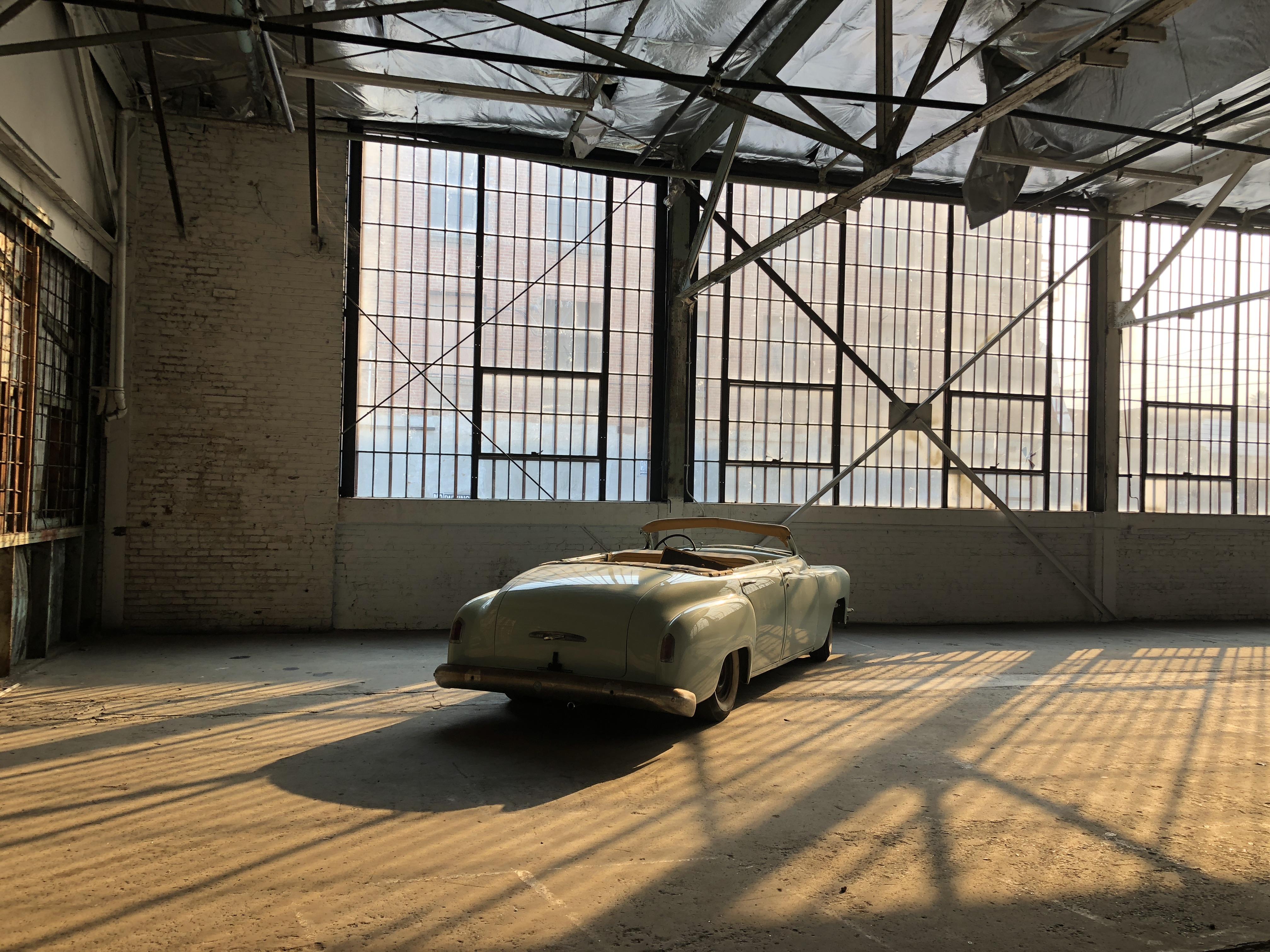 Studios 60 Classic Car