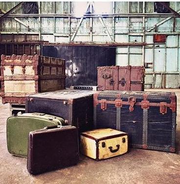 Chest/Trunk/Briefcase