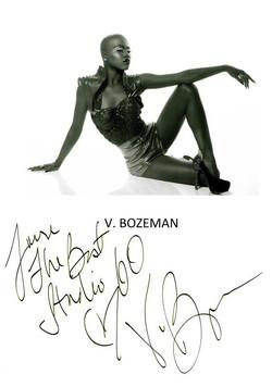V. Bozeman