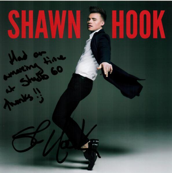 Shawn Hooks