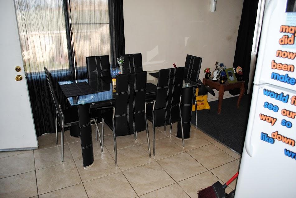 Apartment 3 Dining Area