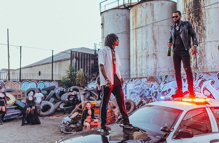 Wiz Khalifa & Dave East