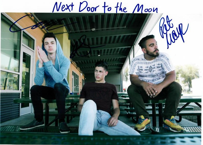 Next Door To The Moon