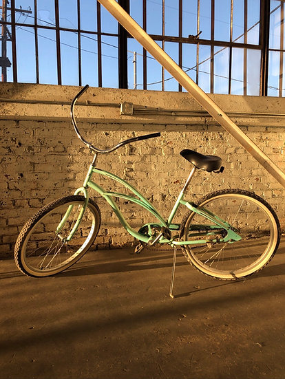 Cruiser Bike [Teal]