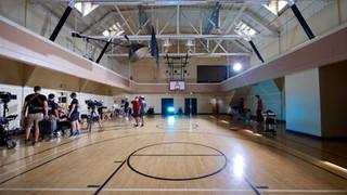 Basketball Gym 01