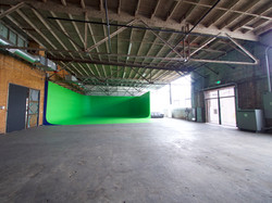 Center Stage Green Screen 3 Wall CYC