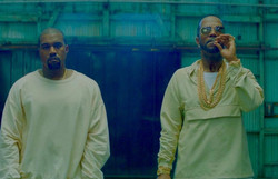 Juicy J & Kanye West