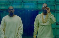 Juicy J & Kanye West