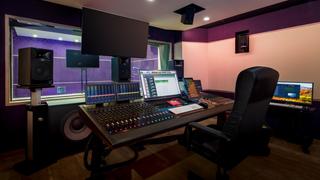 Music Studio Location