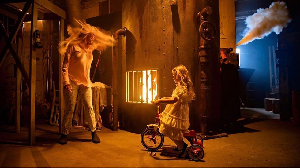 freddy krueger furnace