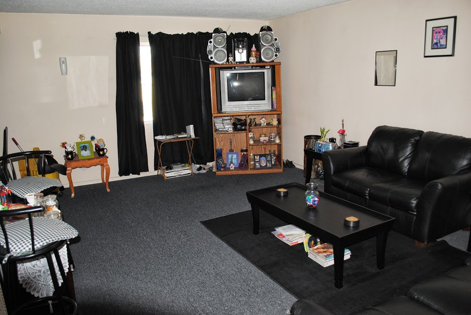 Apartment 3 Living room