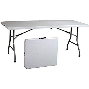 "Folding Table 6"""
