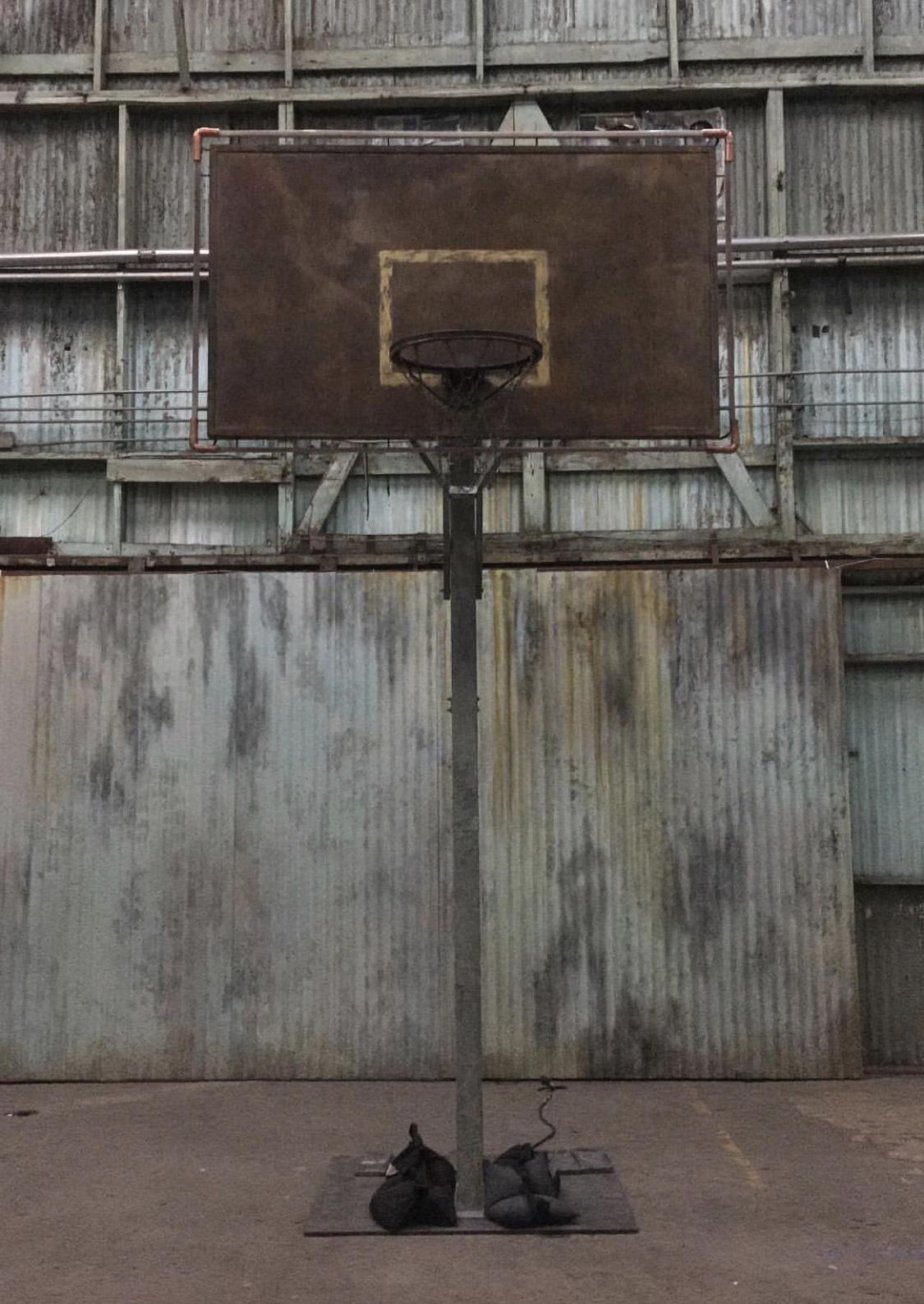 Basketball Hoop Industrial