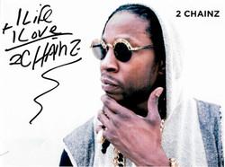 2 chainz Autograph