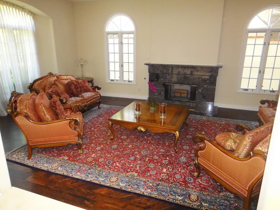 House 7 living room