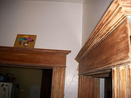 Int. doorframe scraped and sanded.jpg