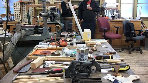 Painting / Windowcraft tools