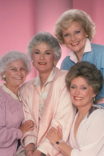 The Golden Girls, Sophia, Dorothy, Rose and Blanche