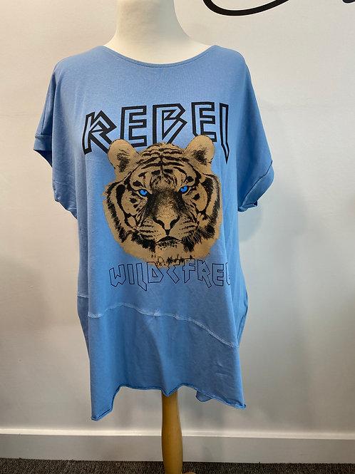 REBEL BLUE