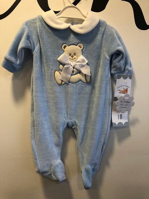BABY TEDDY BLUE