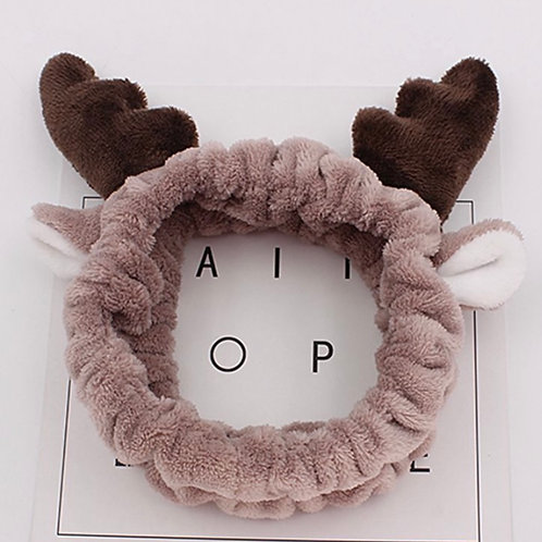 REINDEER EARS AND ANTLERS