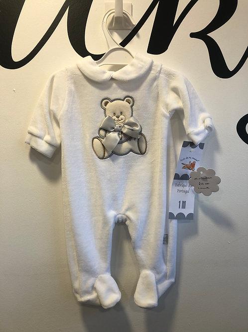 BABY TEDDY WHITE