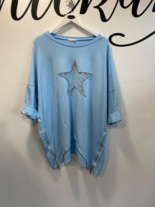 SPARKLE SHINE BLUE