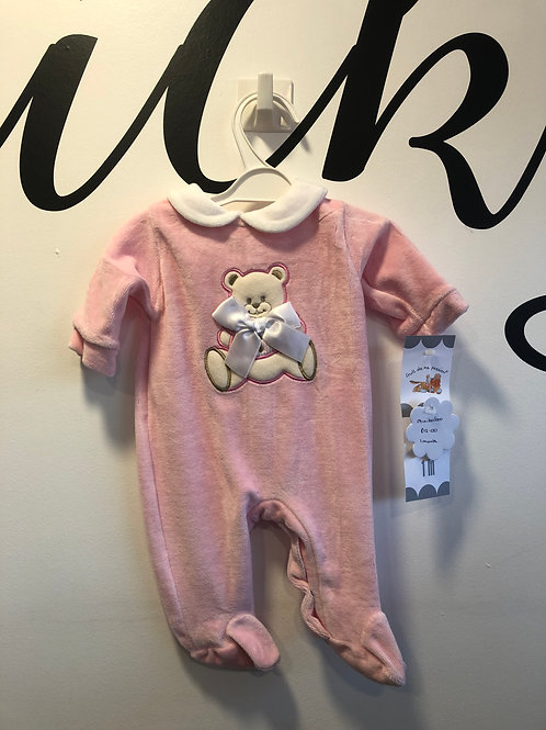 BABY TEDDY PINK