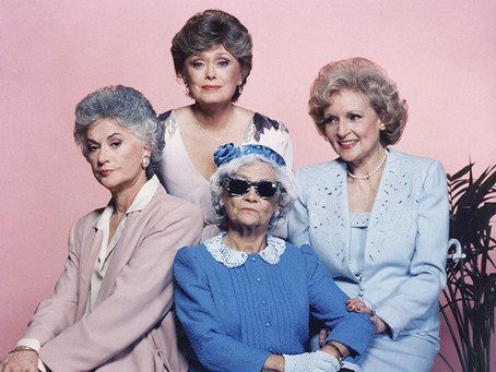Who Are The Golden Girls...