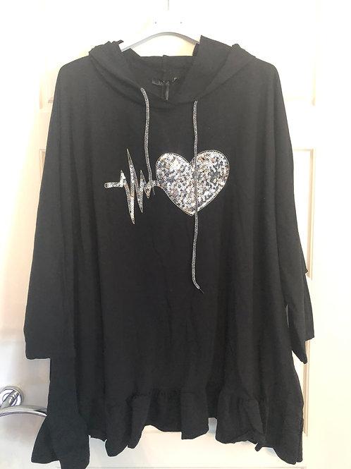 HEARTBEAT BLACK