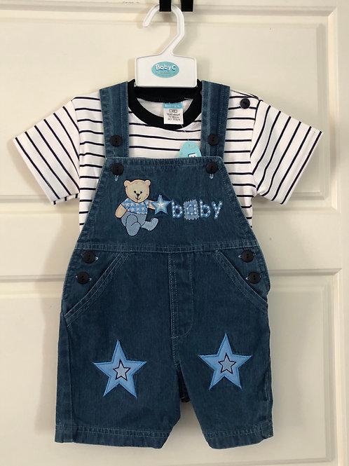 BLUE BABY STAR