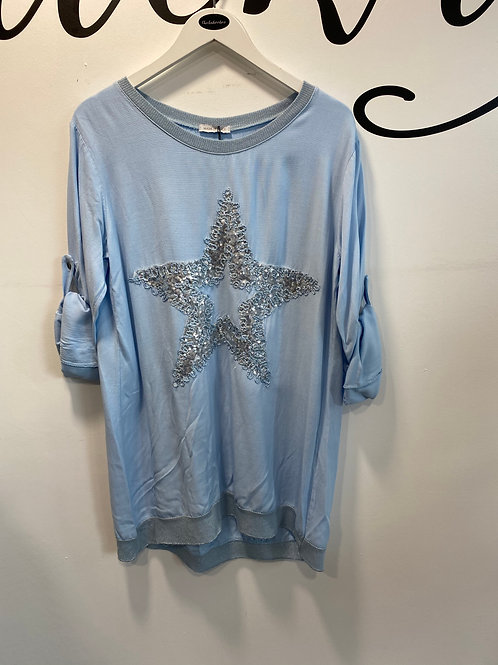 SPARKLE STAR BLUE