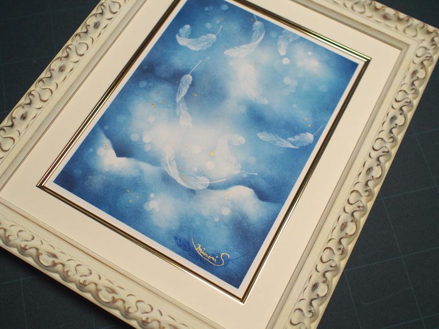 パステル 天使の羽 杉本みのり
